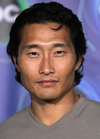 Daniel Dae Kim at the ABC TCA party.