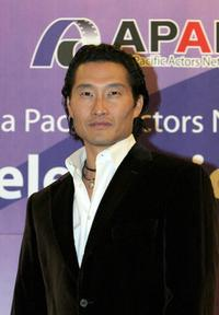 Daniel Dae Kim at the 12th Busan International Film Festival.