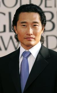 Daniel Dae Kim at the 64th Annual Golden Globe Awards.