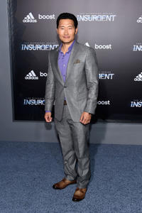 Daniel Dae Kim at the New York premiere of