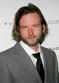 Dallas Roberts at the screening of