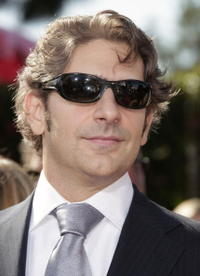 Michael Imperioli at the 59th Annual Primetime Emmy Awards.