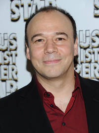 Danny Bursteina at the Broadway opening night of