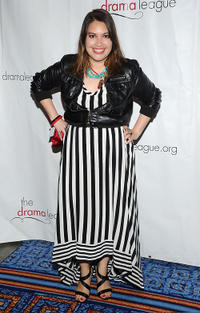 Vanessa Aspillaga at the 2011 Drama League Awards in New York.