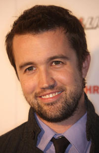 Rob McElhenney at the DVD release party of premiere of
