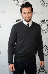 Rob McElhenney at the