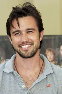 Rob McElhenney at the FX Screening of