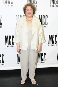 Jayne Houdyshell at the world premiere of the musical