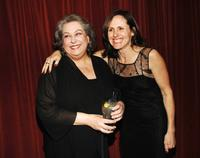 Jayne Houdyshell and Molly Shannon at the after party of
