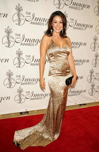 Patricia Rae at the 20th Annual Imagen Awards.