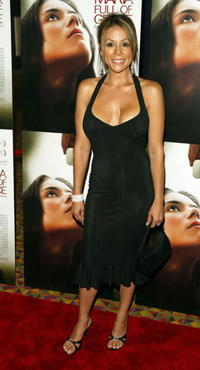 """Patricia Rae at the premiere of """"Maria Full of Grace."""""""
