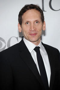 Stephen Kunken at the 64th Annual Tony Awards in New York.