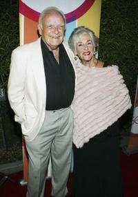 John Ingle and Grace Lynne Martin at the Soapnet Fall Launch Party.