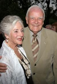 John Ingle and wife Grace-Lynne Martin at the California opening night of