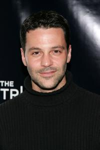 David Alan Basche at the screening of
