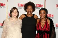 Kate Whoriskey, Saidah Arrika Ekulona and Lynn Nottage at the