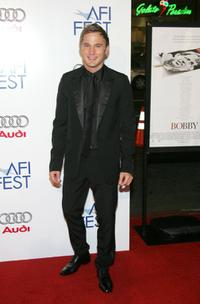 Brian Geraghty at the opening night gala of