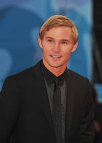 Brian Geraghty at the premiere of