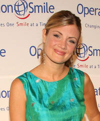 Sabine Singh at the Operation Smile Presents The 2009 Smile Event in New York.