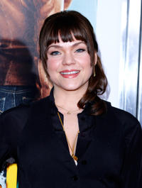 Ana Reeder at the New York premiere of