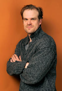 David Harbour at the 2011 Sundance Film Festival in Utah.