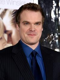 David Harbour at the Los Angeles premiere of