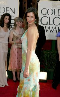 Alysia Reiner at the 62nd Annual Golden Globe Awards.