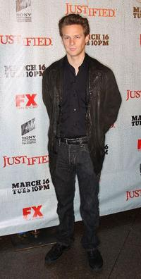 Jacob Pitts at the California premiere of