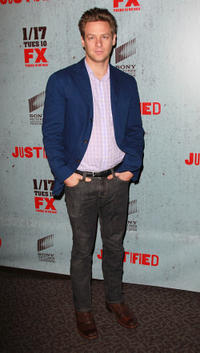 Jacob Pitts at the Season 3 California premiere of