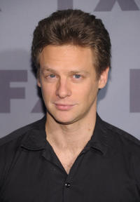 Jacob Pitts at the 2012 FX Ad Sales Upfront in New York.