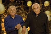 Producers Marty Krofft and Sid Krofft on the set of