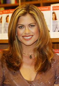 Kathy Ireland at the autograph session of her new book