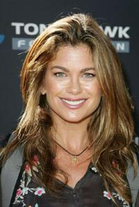 Kathy Ireland at the Tony Hawk's Proving Ground Stand Up for Skateparks event.