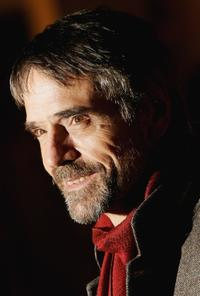 Jeremy Irons at the London premiere of