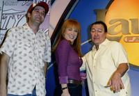 Anthony Clark, Kathy Griffin and Dom Irrera at the Variety's Night of Comedy.