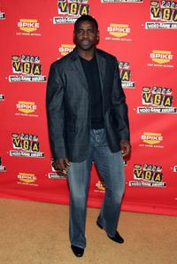 Michael Irvin at the 4th Annual Spike TV 2006 Video Game Awards.
