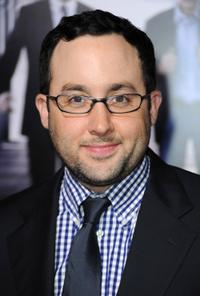 P.J. Byrne at the premiere of