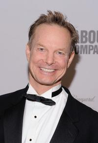 Bill Irwin at the opening night party of