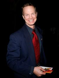 Bill Irwin at the dinner to benefit Brooklyn Academy of Music.