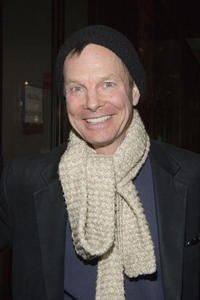 Bill Irwin at the opening of