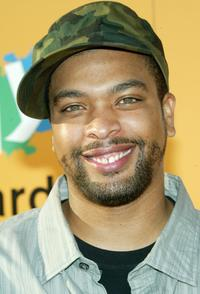 DeRay Davis at the 2005 BET Comedy Icon Awards.
