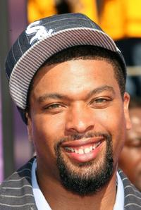 DeRay Davis at the 2007 BET Awards.