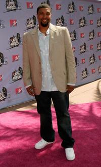 DeRay Davis at the 2007 MTV Movie Awards.