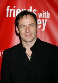 Jason Isaacs at the premiere of the