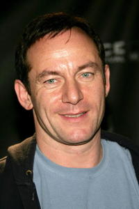 Jason Isaacs at the