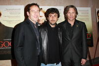 Jason Isaacs, Director Vicente Amorim and Viggo Mortensen at the New York premiere of