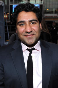 Parvesh Cheena at the 2011 People's Choice Awards in California.