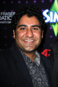 Parvesh Cheena at the Variety's 1st Annual Power of Comedy Event in California.