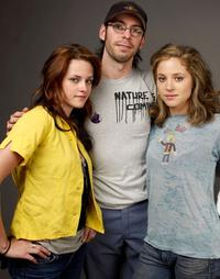 Kristen Stewart, Martin Starr and Margarita Levieva at the 2009 Sundance Film Festival.