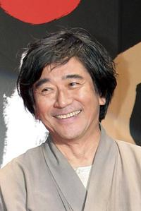 Koji Ishizaka at the 19th Tokyo International Film Festival.